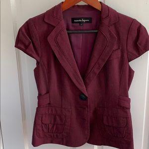 Nanette lepore short-sleeved blazer/jacket